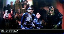 STAR WARS, RETURN OF THE JEDI, TOPPS 2014 WIDEVISION 3D, CARD # 6, JABBA