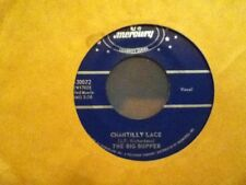 "THE  BIG  BOPPER     7""  VINYL   SINGLE ,    CHANTILLY  LACE"