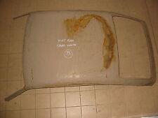 TETTO/PADIGLIONE IN LAMIERA (CAR ROOF) FIAT 850 COUPE' SPORT -ORIGINALE!!!