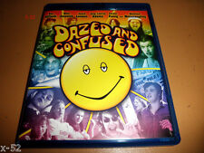 DAZED and CONFUSED blu ray MATTHEW McCONAUGHEY ben affleck MILLA JOVOVICH