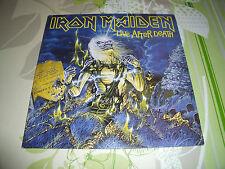 """VINILO """"IRON MAIDEN-LIVE AFTER DEATH"""" DOBLE LP.AÑO 1985"""