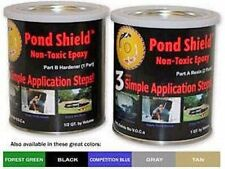 POND ARMOUR NON TOXIC EPOXY POND LINER & POND SEALERS COLOR TAN