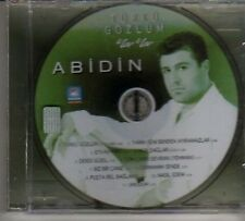 (CR140) ABIDIN, Turku Gozlum - CD