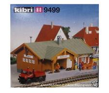 Kibri 9499 Estación Fischbach 1:87 H0 Nuevo y Emb. Orig.