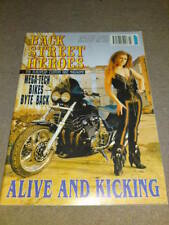 BACK STREET HEROES #107 - MEGA TECH BIKES - March 1993