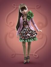 """NRFB 2011 Ellowyne Wilde Imagination """"Going in Circles"""" Doll & Accessories NEW"""
