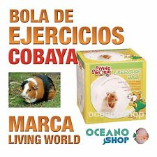 Living World bola de ejercicio base mediana para cobaya
