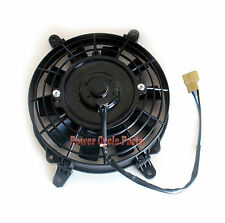 Radiator Cooling Fan for 250cc Scooter Go Kart Go Cart ATV Quad
