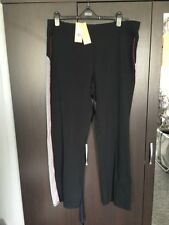 BNWT M&S ACTIVE WEAR KEEP FIT TROUSERS LEGGINGS 22 L