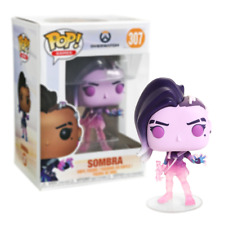 New Overwatch Sombra Pop Vinyl Figure #307 Funko Official