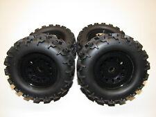 Redcat Landslide XTE Brushless Monster Truck 17mm Wheels Tires