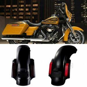Advanblack Hard Candy Gold Flake CVO Rear Fender For 14+ Harley FLHR FLHXS FLTRX