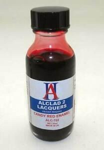Alclad II 702 HO Candy Red Enamel 1oz