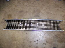1968 DODGE CORONET SUPERBEE GRILL OEM 1969 DODGE CHARGER 500