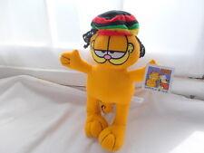 NWT Garfield Odie Jamacian Garfield Bob Marley