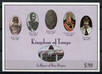 Tonga 2012 Könige und Königin King Queen Postfrisch MNH