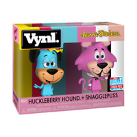 Funko Huckleberry Hound & Snagglepuss Fall Convention Limited Exclusive Figures