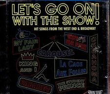 Let's Get On With The Show / Hit Songs From The West End & Broadway  - Sealed