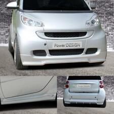 KIT CARROZZERIA PER SMART FORTWO 451 07-12 Coupe/Cabrio in plastica ABS