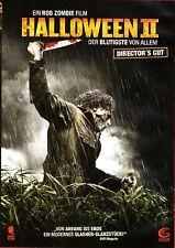 Halloween 2 , Director's Cut , 100% uncut , DVD Region2 , Rob Zombie