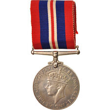 [#416077] United Kingdom , War Medal 1939-45, Medal, 1939-1945, Very Good