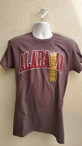 Alabama Crimson Tide Champion T Shirt Mens Gray Size Medium
