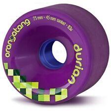 Longboard Wheels. Orangatang Durian Freeride Longboard Wheels - Purple 75mm