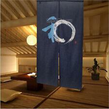 Japanese Noren Doorway Curtain Room Door Divider Tapestry Blind Window Decor NEW