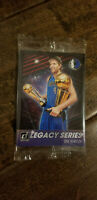 2018-19 PANINI DIRK NOWITZKI LEGACY SERIES 6 CARD SET DALLAS MAVERICKS SGA