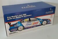 1:18 Scale Classic Carlectables Greg Murhpy 2008 Sprint Gas Racing VE Commodore