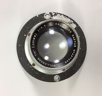 WOLLENSAK Raptar 7 1/2 in 190mm Enlarging Lens f 4.5 Mounting Flange VTG