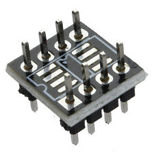 1Pcs SOP8 SO8 SOIC8 TO DIP8 Adapter PCB SMD Converter Board
