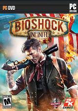 BioShock Infinite PC Brand New Sealed