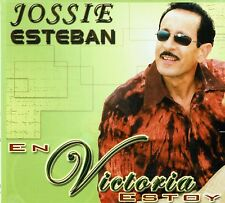 Jossie Esteban  En Victoria Estoy    BRAND  NEW SEALED  CD