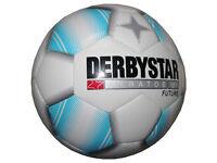 Derbystar Jugend Leicht-Fussball Stratos Light Future Gr.5 ca.360g Training-Ball