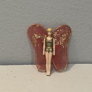 Vintage Kiddle Peter Paniddle Tinker Bell Mattel Cute Christmas Ornament