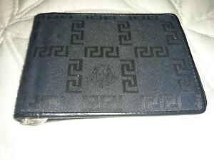 Versace Wallet Made In Italy