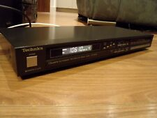 TECHNICS ST Z450L HIFI STEREO TUNER IN MINT CONDITION WITH MANUAL EXCELLENT  !!