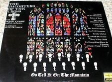 PETER KNIGHT The Daughters of the Cross 1969 LONDON STEREO LP STILL SEALED STOCK