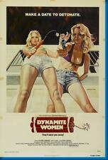 Dynamite Women Movie Poster 24x36