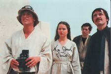 KOO STARK signed autograph STAR WARS In Person 8x12 with COA CAMIE VERY RARE