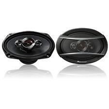 "PIONEER TS-A6986R 6"" x 9"" A-Series 600-Watt 4-Way Speakers TSA6986R"
