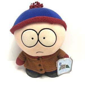 "South Park Stan Marsh Plush Figure 10"" Fun 4 All 1998Comedy Central"