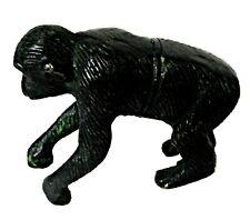 Monkey Gorilla Shape Handmade Brass Table Decor Figurine Feng Shui Statue Figure