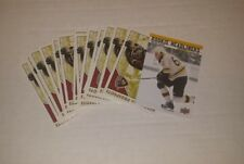 Milan Lucic Lot of 15 Cards 2007-08  In The Game ITG Upper Deck