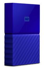 Western Digital My Passport USB 3.0 4TB External Hard Drive (WDBYFT0040BBL)