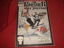 War US 1984-Now Modern Age Punisher Comics