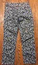 Wrangler Jeans, Vintage, Rare! Womens, size 8, Flower Print Jeans, 70s Euc