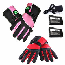 Multi-voltage Warmer Battery Heated Gloves Waterproof Rechargeable Motorcycle