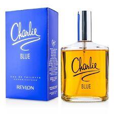 NEW Revlon Charlie Blue EDT Spray 100ml Perfume